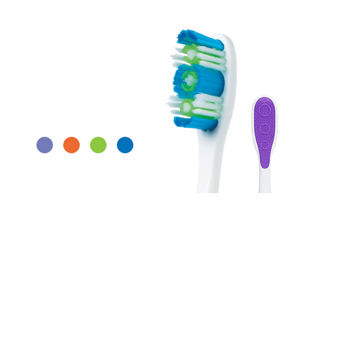 Colgate® 360° Compact Toothbrush