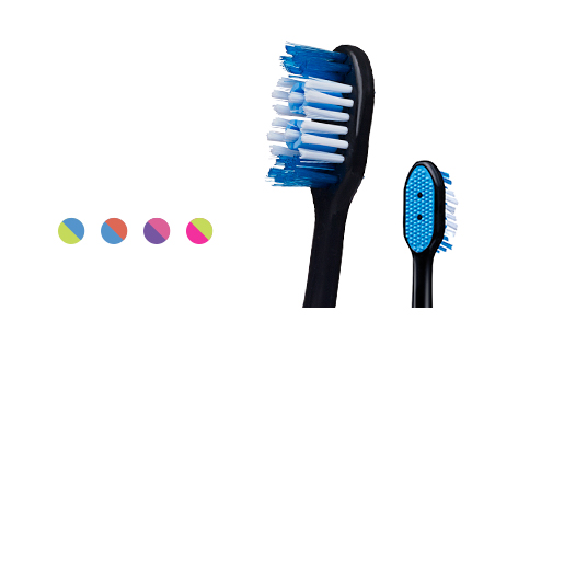 Colgate® 360° Fresh N' Protect Ultra Compact Toothbrush
