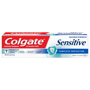 Colgate® Sensitive Complete Protection Toothpaste, 6.0 oz